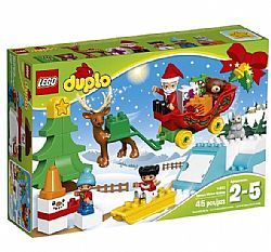 LEGO - XMAS-DUPLO - Santas Winter Holiday, 10837