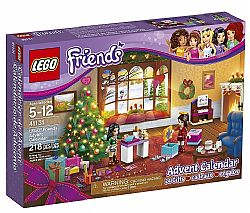 LEGO - XMAS - Advent Calendar FRIENDS, 41131