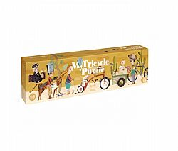 LONDJI - Παζλ 54τεμ 2mLong Puzzle - My Tricycle, PZ306