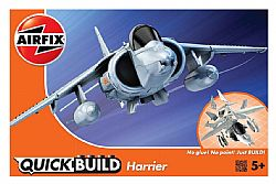 AIRFIX - QuickBuild - Harrier, 6009