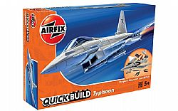 AIRFIX - QuickBuild - Typhoon, 6002
