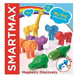 SMART GAMES - Σετ Μαγνητών Smartmax My First Safari, 220