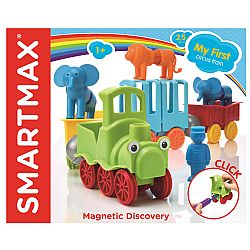 SMART GAMES - Σετ Μαγνητών Smartmax *Animal Train*, 410