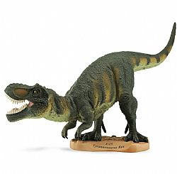 COLLECTA - DINOS - 1:15 T-Rex Deluxe Carry Box, 89309