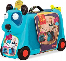 B TOYS - Βαλίτσα & Ride On 2in1 *Woofer*, 1572
