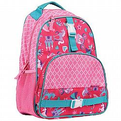 STEPHEN JOSEPH - All Over Print Backpack - Princess, 1120-04