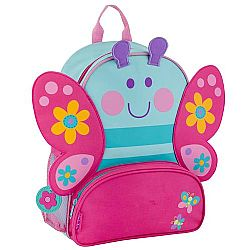 STEPHEN JOSEPH - Sidekick Backpack - Butterfly, 1020-25B