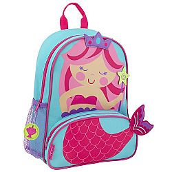 STEPHEN JOSEPH - Sidekick Backpack - Mermaid, 1020-28