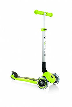 GLOBBER - Πατίνι Primo Foldable - Lime Green, 430-106i