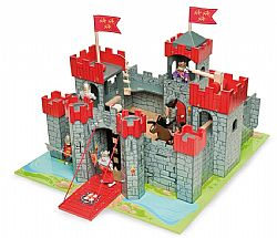 LE TOY VAN - CASTLE - Κάστρο Ξύλινο *Lionheart Castle*, TV290