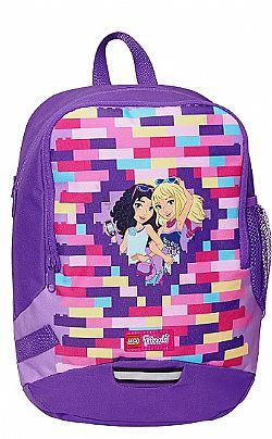 LEGO - Backpack SCHOOL 17L - Friends, 10029-1610