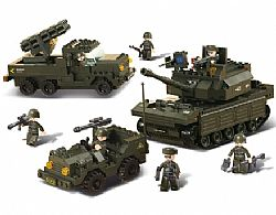 SLUBAN - LAND FORCES - Battle Forces, 6800