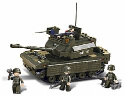 SLUBAN - ARMY - Leading Tank, 6500