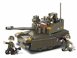 SLUBAN - ARMY - Battle Tank 224pcs, 0285