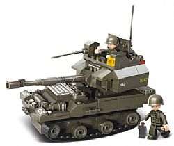 SLUBAN - ARMY - Tank 178pcs, 0282