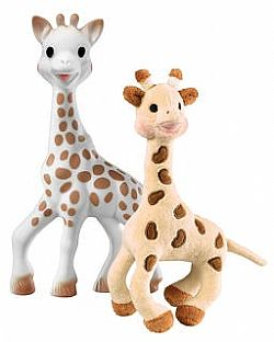VULLI - Sophie la Girafe - Soft Toy Set, 850514