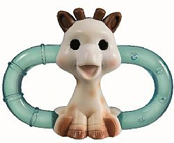 VULLI - Sophie la Girafe - Double Ice Bite Teething Ring, 010315