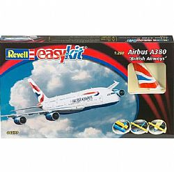 REVELL - Easy Kit 1:288, Level 2 - Airbus A380, 06599